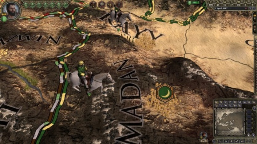 Screenshot 4 - Crusader Kings II: Persian Units Pack