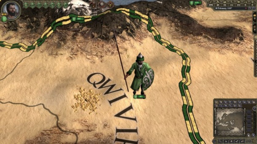 Screenshot 9 - Crusader Kings II: Persian Units Pack