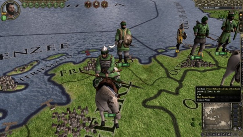 Screenshot 7 - Crusader Kings II: Persian Units Pack
