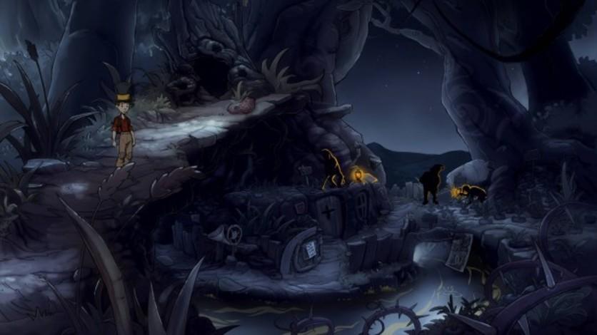Screenshot 3 - The Night of the Rabbit