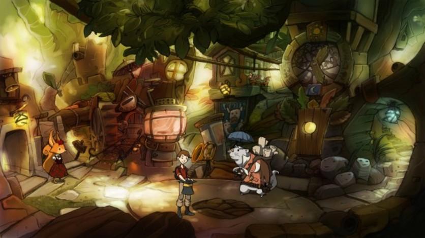 Screenshot 8 - The Night of the Rabbit