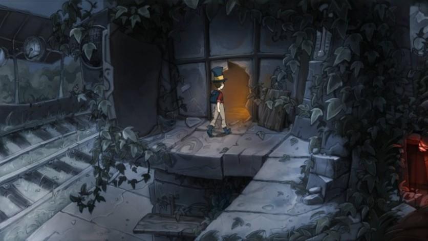 Screenshot 7 - The Night of the Rabbit