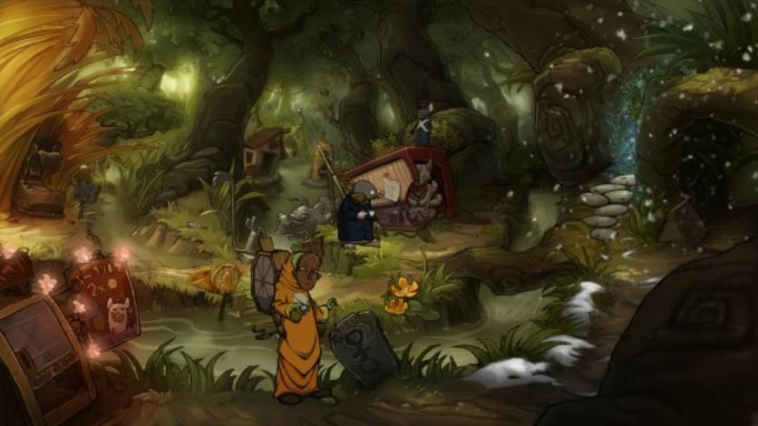 Screenshot 5 - The Night of the Rabbit