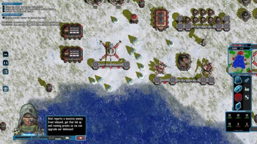 Screenshot 3 - Machines at War 3