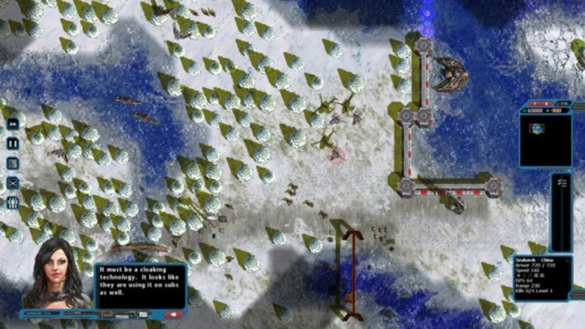 Screenshot 11 - Machines at War 3