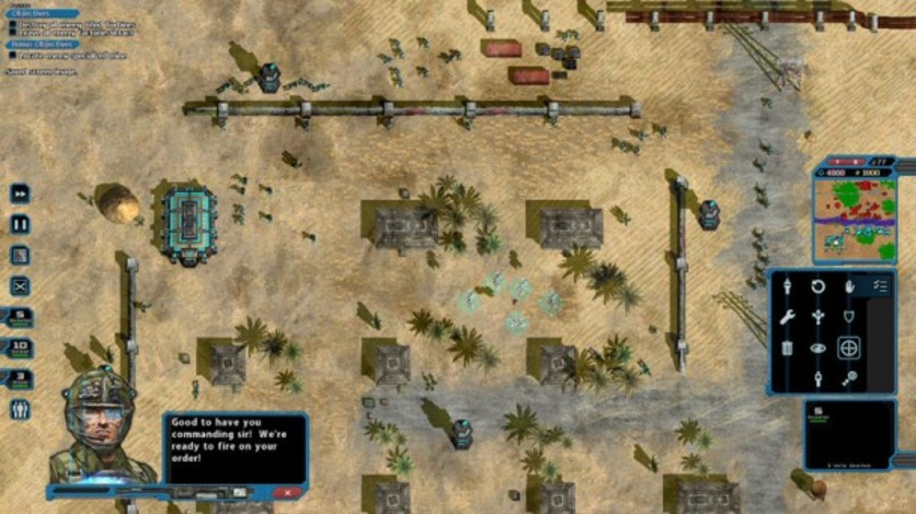 Screenshot 13 - Machines at War 3