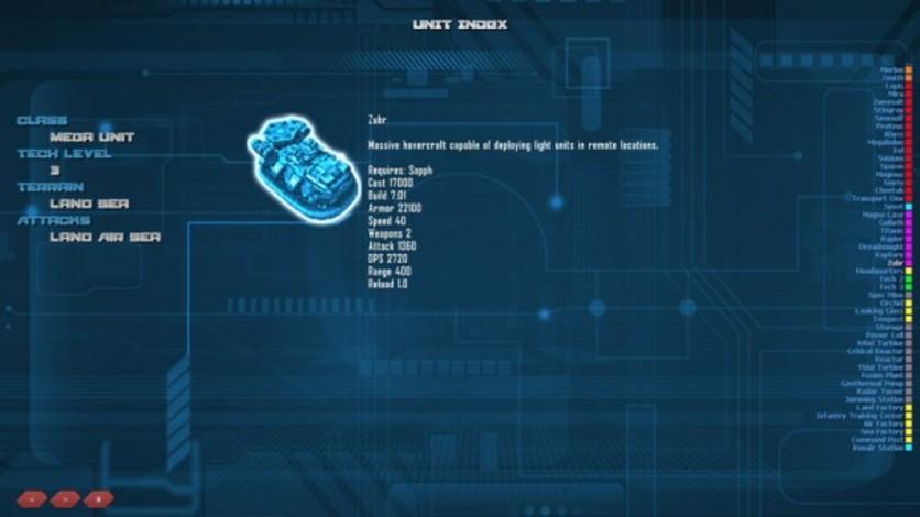 Screenshot 6 - Machines at War 3