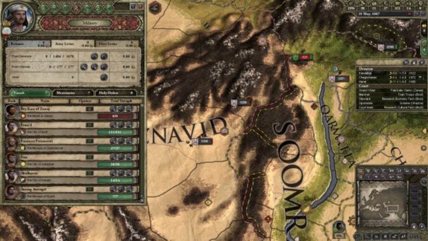 Screenshot 4 - Crusader Kings II: Persian Portraits
