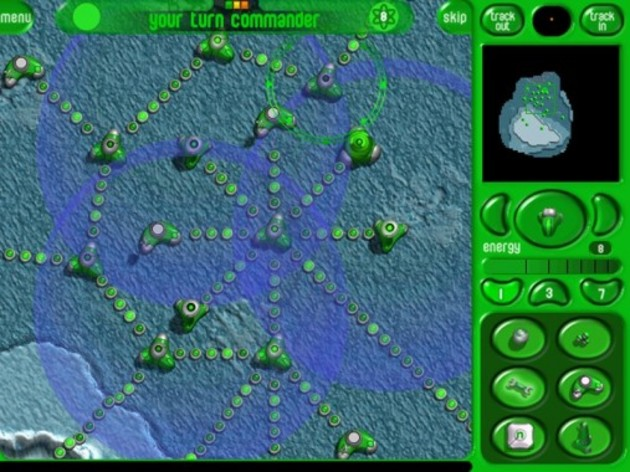 Screenshot 5 - MoonBase Commander