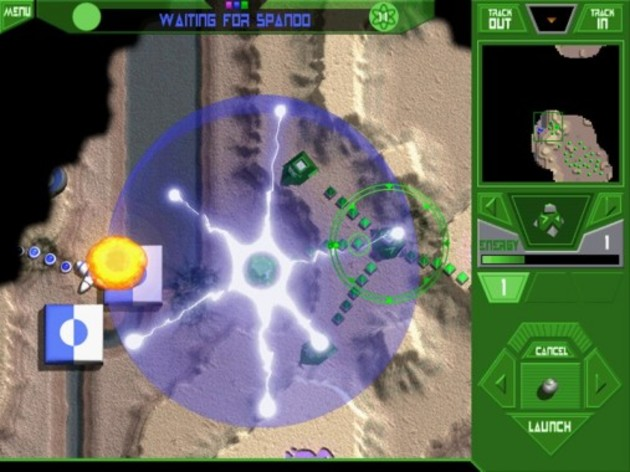 Screenshot 6 - MoonBase Commander