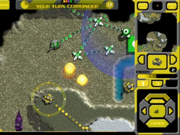 Screenshot 7 - MoonBase Commander