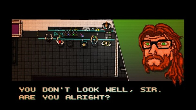 Screenshot 3 - Hotline Miami