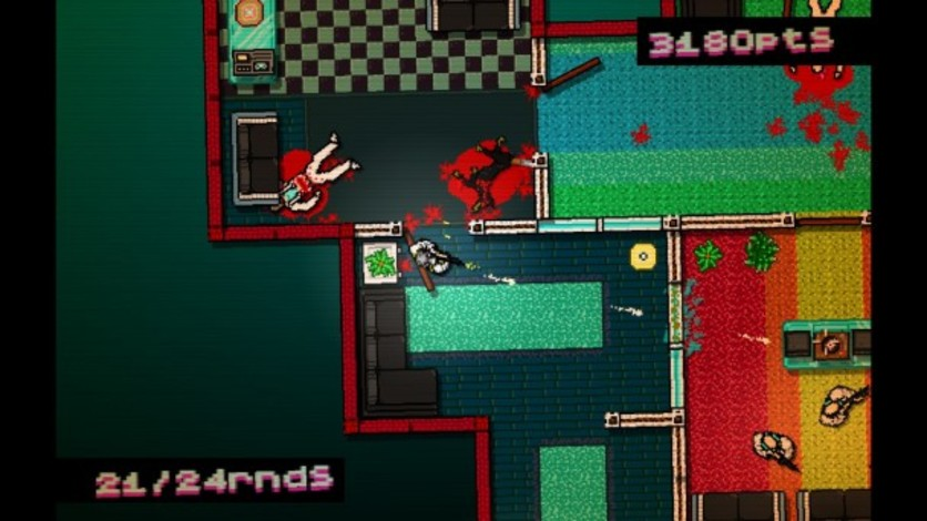 Screenshot 8 - Hotline Miami