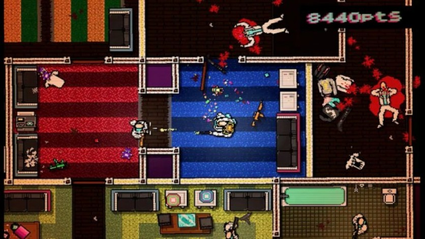Screenshot 2 - Hotline Miami