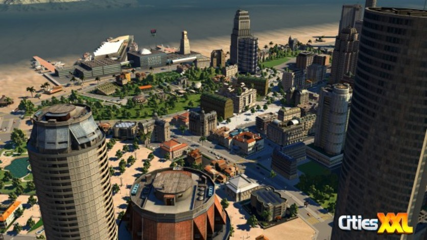 Screenshot 5 - Cities XXL