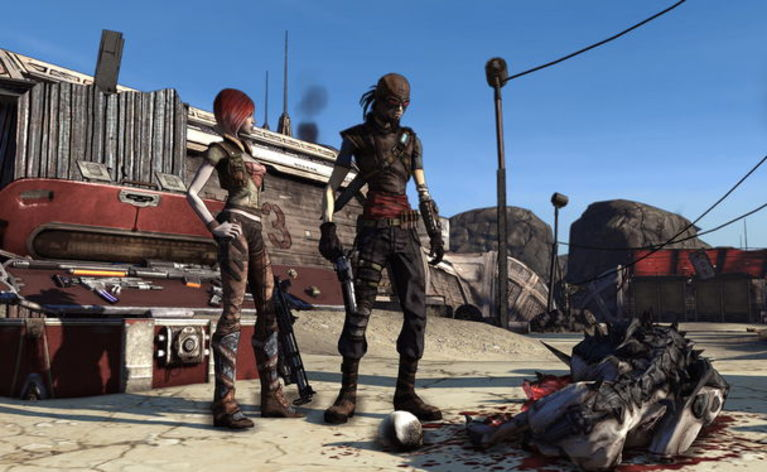 Screenshot 11 - Borderlands - Game of the Year Edition