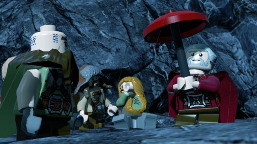 Screenshot 6 - LEGO The Hobbit