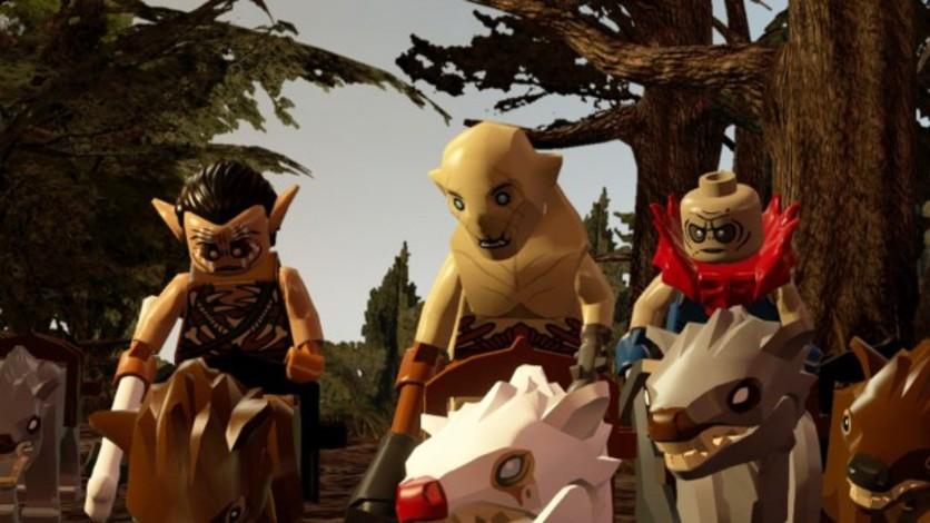 Screenshot 8 - LEGO The Hobbit
