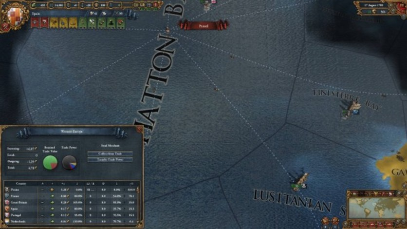 Screenshot 4 - Europa Universalis IV: Wealth of Nations
