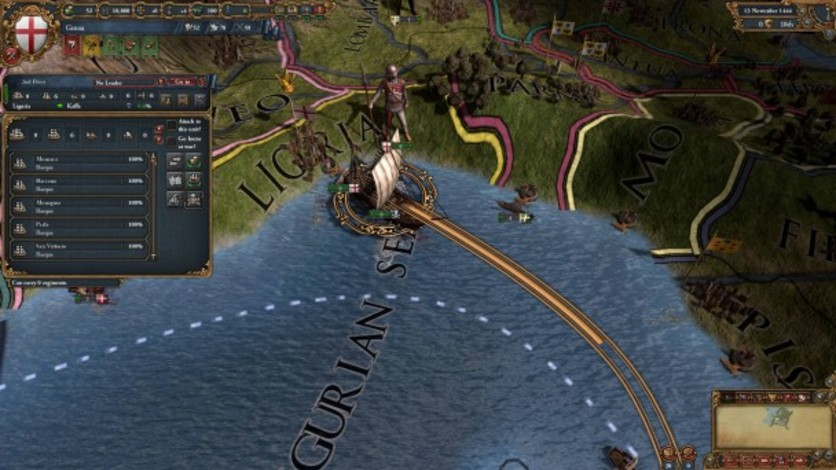 Screenshot 5 - Europa Universalis IV: Wealth of Nations