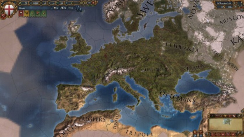 Screenshot 10 - Europa Universalis IV: Wealth of Nations