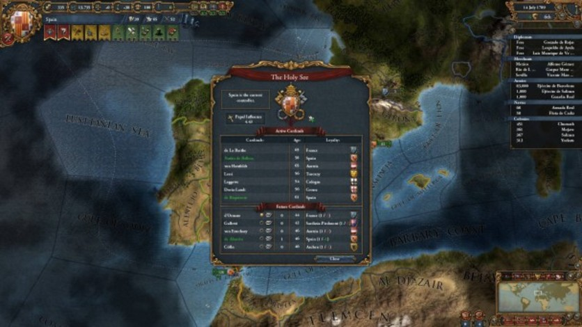 Screenshot 8 - Europa Universalis IV: Wealth of Nations