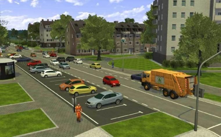 Screenshot 13 - RECYCLE: Garbage Truck Simulator
