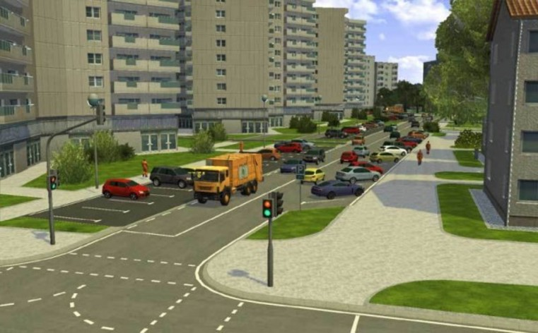 Screenshot 9 - RECYCLE: Garbage Truck Simulator