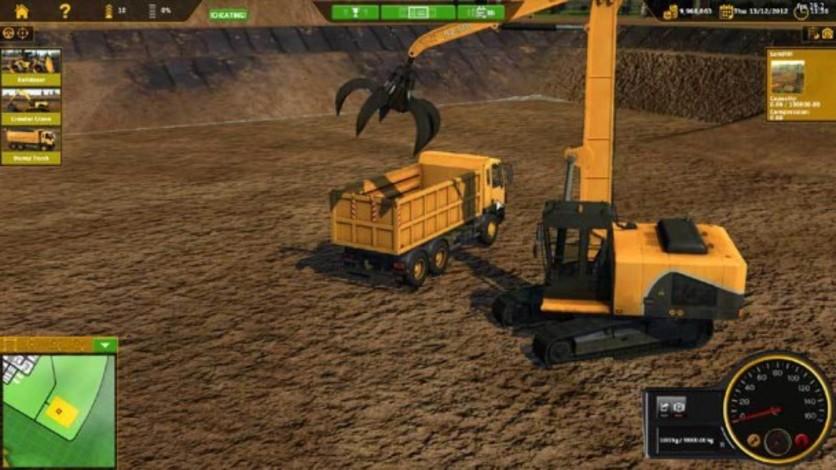 Screenshot 2 - RECYCLE: Garbage Truck Simulator