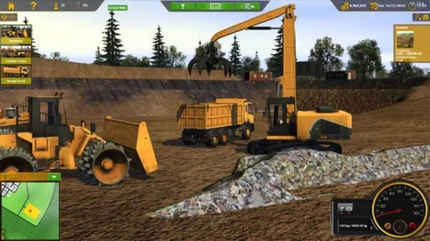 Screenshot 3 - RECYCLE: Garbage Truck Simulator