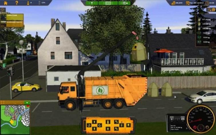 Screenshot 11 - RECYCLE: Garbage Truck Simulator