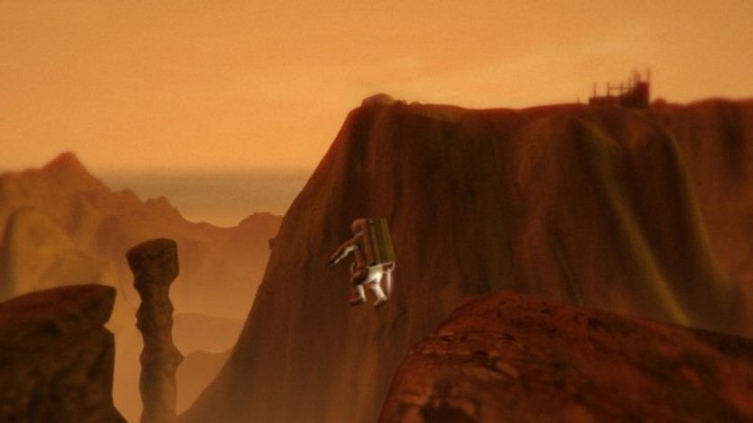 Screenshot 4 - Lifeless Planet