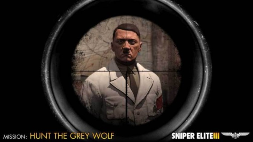 Screenshot 2 - Sniper Elite III - Target Hitler: Hunt the Grey Wolf