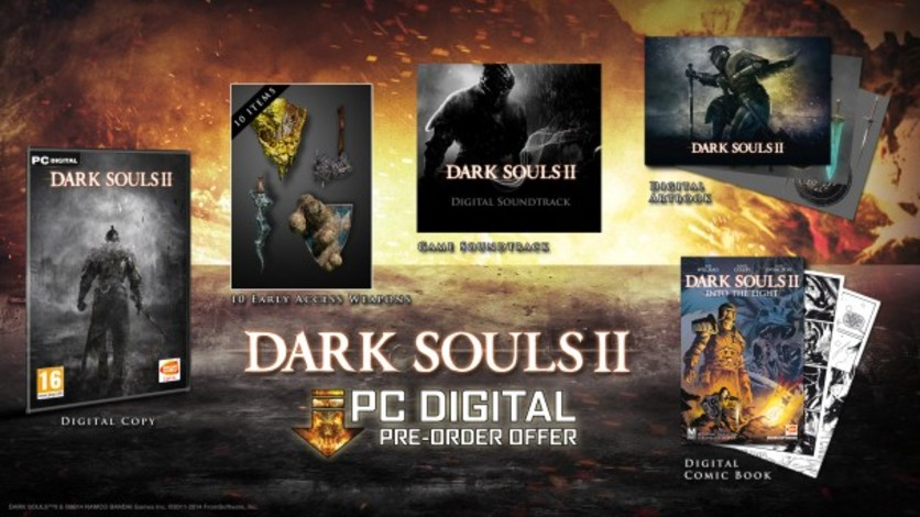 Screenshot 13 - Dark Souls II: Bundle