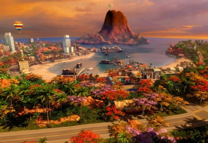 Screenshot 3 - Tropico 4