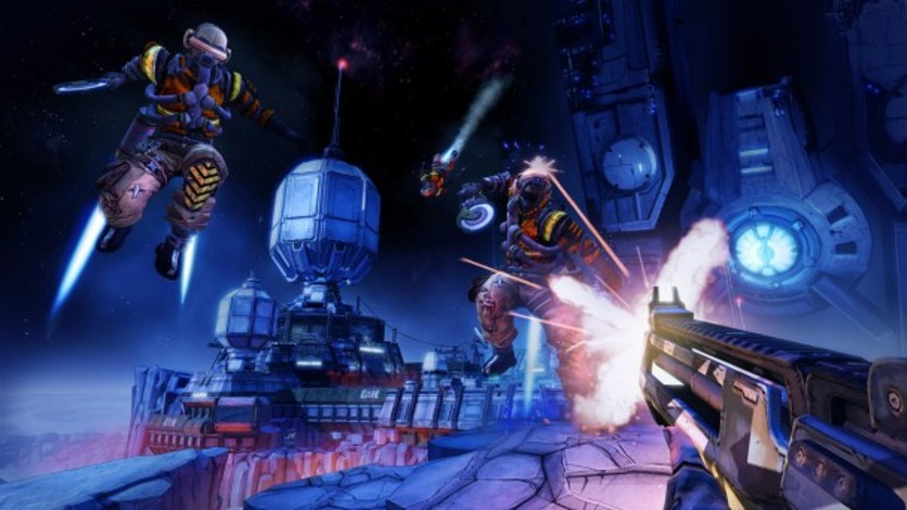 Screenshot 4 - Borderlands: The Pre-Sequel (MAC)