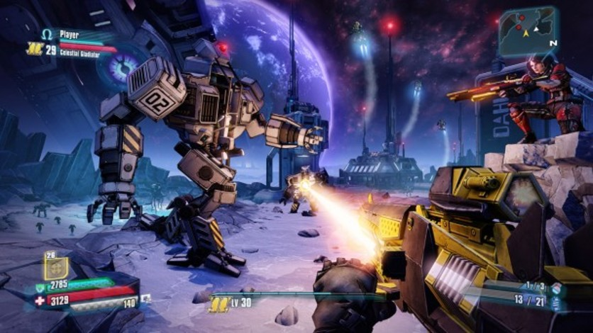Screenshot 3 - Borderlands: The Pre-Sequel (MAC)