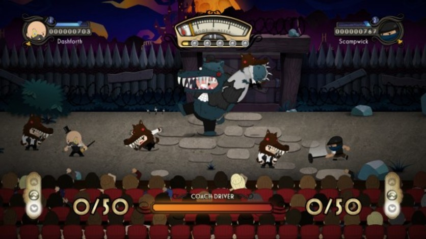 Screenshot 5 - Foul Play