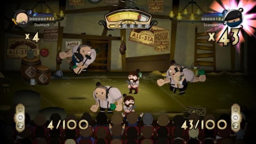 Screenshot 3 - Foul Play