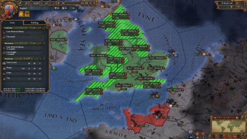 Screenshot 3 - Europa Universalis IV: Pre-Order Pack