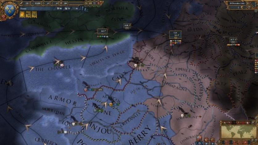 Screenshot 4 - Europa Universalis IV: Pre-Order Pack