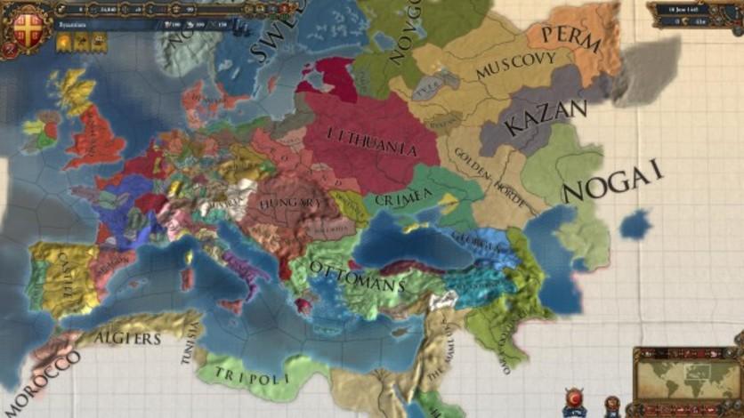 Screenshot 5 - Europa Universalis IV: Pre-Order Pack