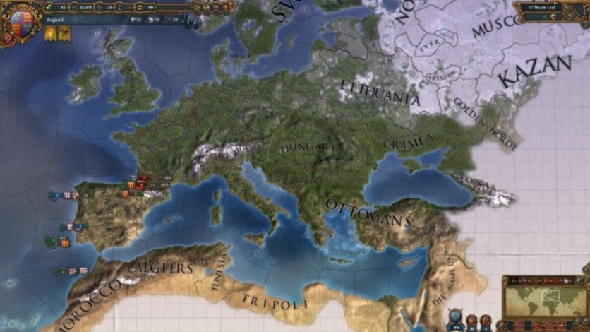 Screenshot 7 - Europa Universalis IV: Pre-Order Pack
