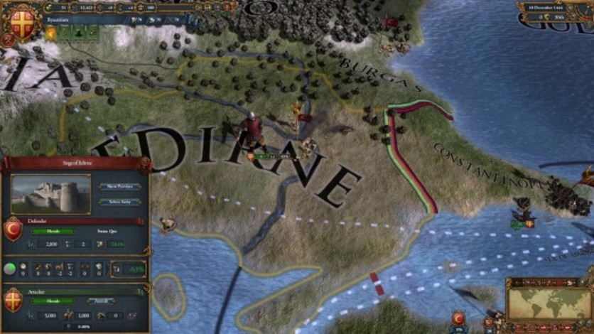 Screenshot 8 - Europa Universalis IV: Pre-Order Pack