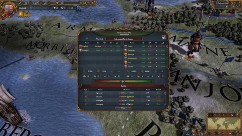 Screenshot 2 - Europa Universalis IV: Pre-Order Pack