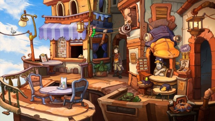 Screenshot 7 - Chaos on Deponia
