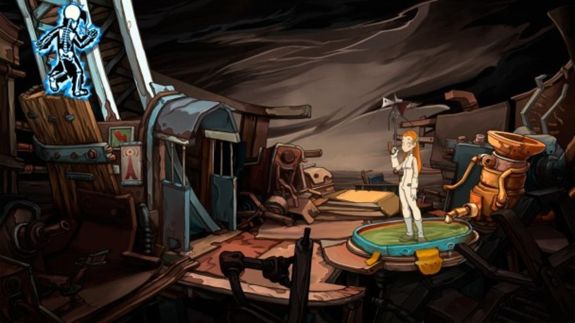 Screenshot 9 - Chaos on Deponia