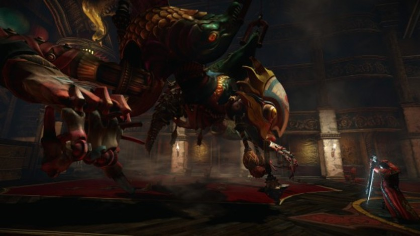 Screenshot 9 - Castlevania: Lords of Shadow 2