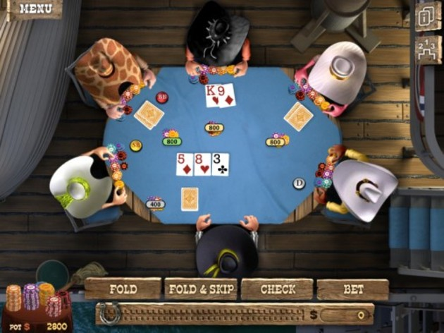 Screenshot 1 - Governor of Poker 2 - Premium Edition