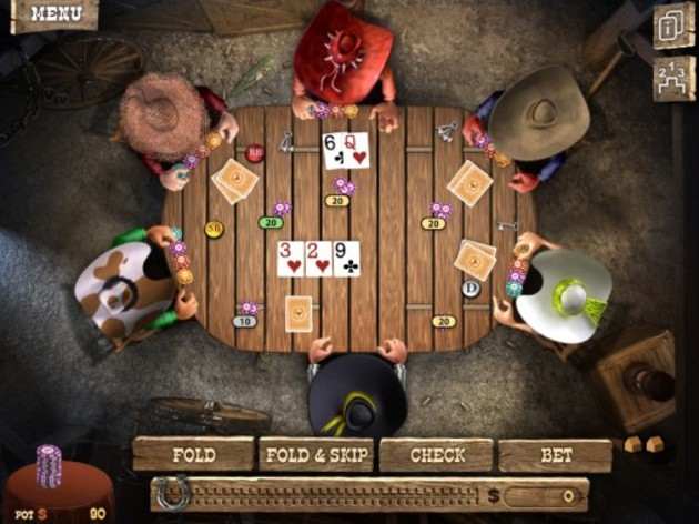 Screenshot 5 - Governor of Poker 2 - Premium Edition
